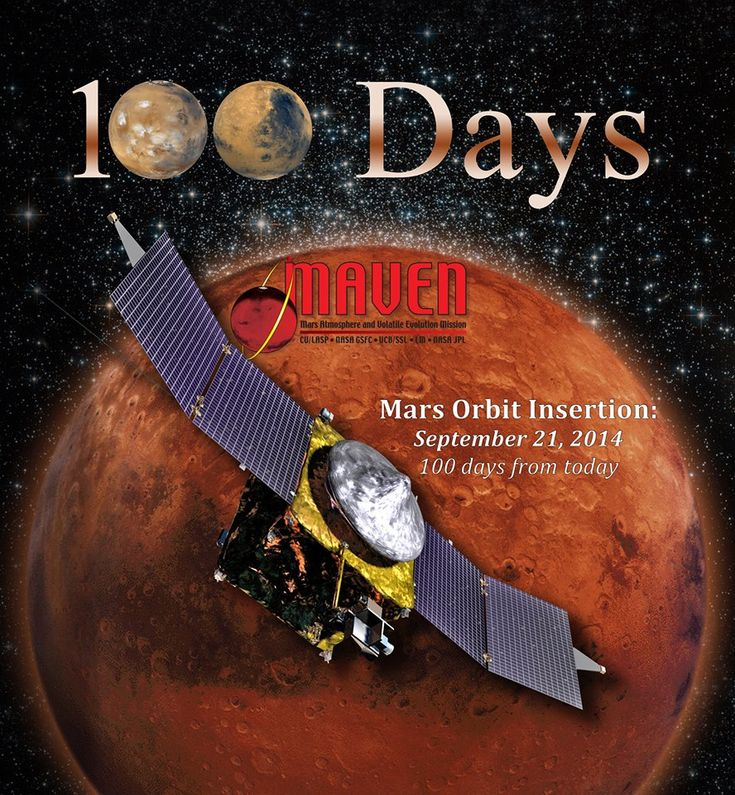 India's 1st Mars Mission Celebrates 100 Days and 100 Million Kilometers from Mars Orbit Insertion Firing – Cruising Right behind NASA's MAVEN by KEN KREMER on JUNE 21, 2014