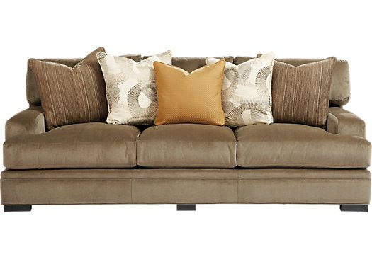 Shop For A Cindy Crawford Home Fontaine Sofa At Rooms To Go Find Sofas That Will Look Great In
