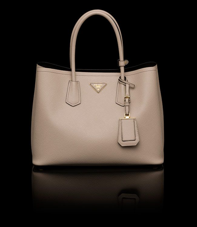 Prada Double Bag - RED lining - the most POWERFUL energy for ...