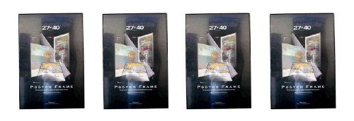 (4) FOUR 27x40 POSTER FRAMES 27 inch x 40 inch VALUE PACK Generic http://www.amazon.com/dp/B002CT19NO/ref=cm_sw_r_pi_dp_rUrswb1DYFH8A