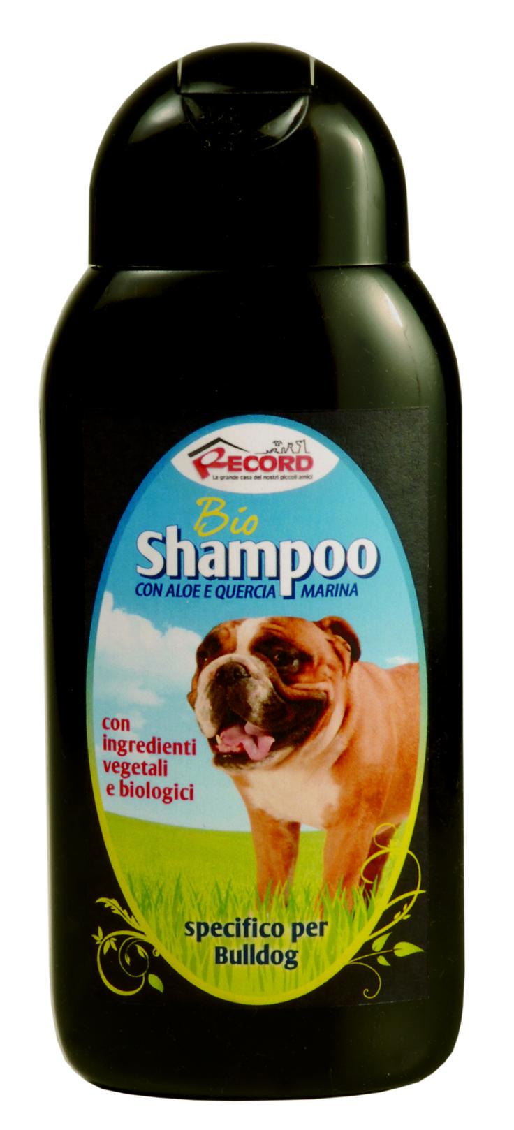 #Bio #shampoo specifico per #cani #Bulldog, by Record. www.recordit.com