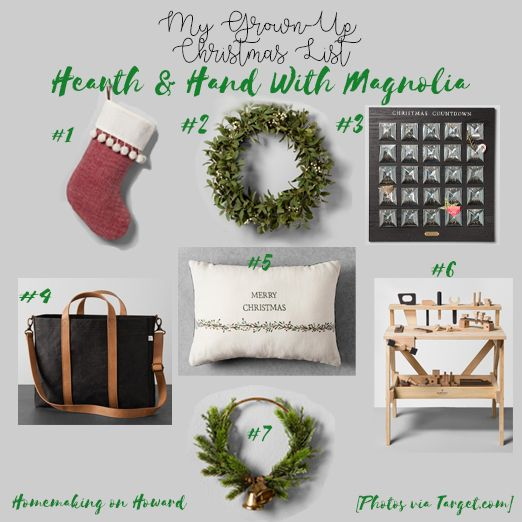 Hey Y'all! So, yesterday was the release of the much buzzed about Hearth & Hand With Magnolia collection at Target. Of course, this collection was designed by my design heroes, Joanna and…