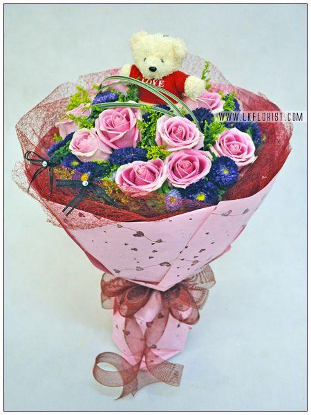Hand Bouquet,HB047150-13