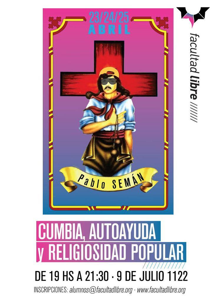 """Palo semán, Dr. en #antropología #social e investicado del #conicet arribó a la Facultad libre de #rosario para dar el seminario """"Cumbia, autoayuda y religiosidad #popular"""". Dirigirse aquí para ver el programa,bibliografía y video del mismo --> http://goo.gl/0kHlLH"""