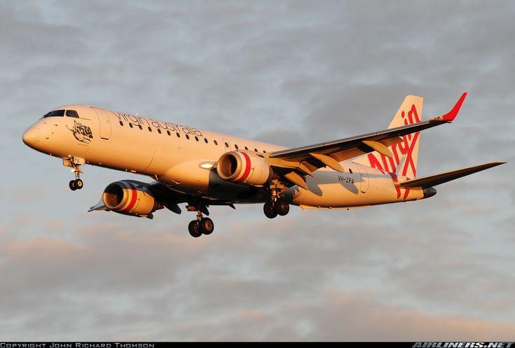 Virgin Australia Embraer 190AR (ERJ-190-100IGW)