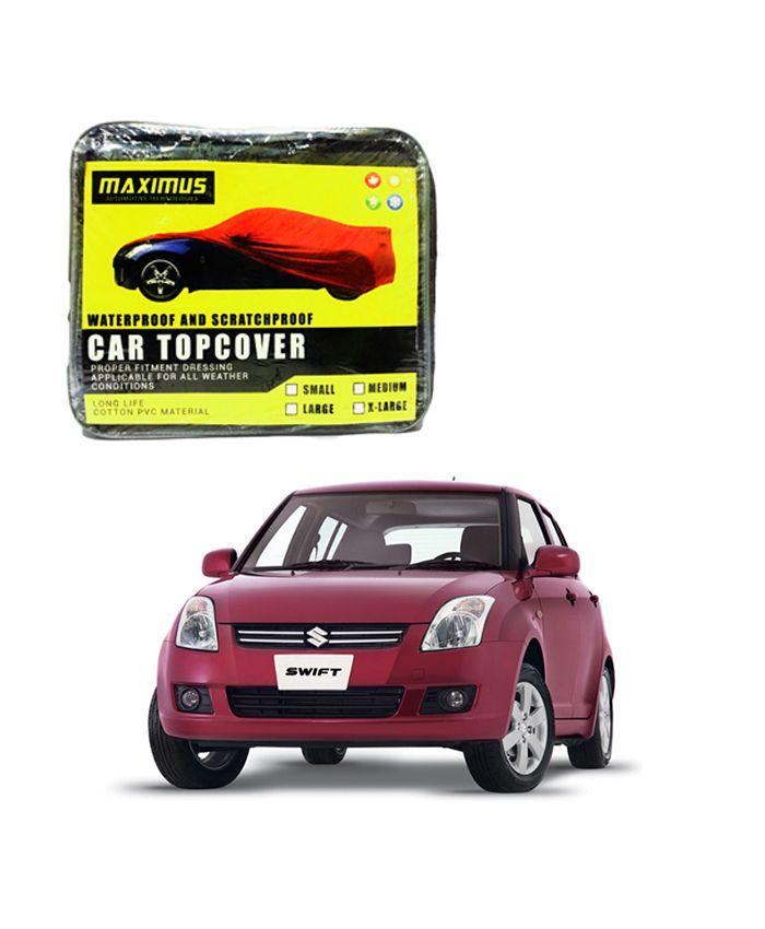 Suzuki Swift Maximus Non Woven Car Cover - Model 2010-2017