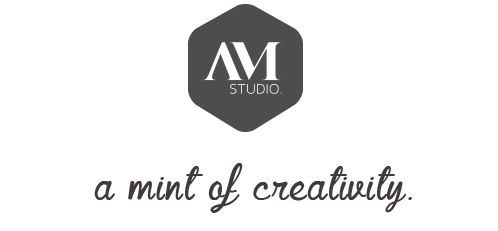Coming Soon AM Studio Logo