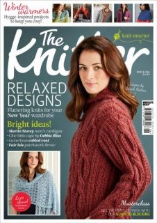 The Knitter 106 issue now available at Wool Element online store. Full of very hygge knits - the winter just begins!