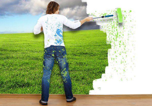 L'eco pittura che depura l'aria: Airlite è una nuova tecnologia, una pittura che a contatto con la luce libera molecole che attaccano gli agenti inquinanti