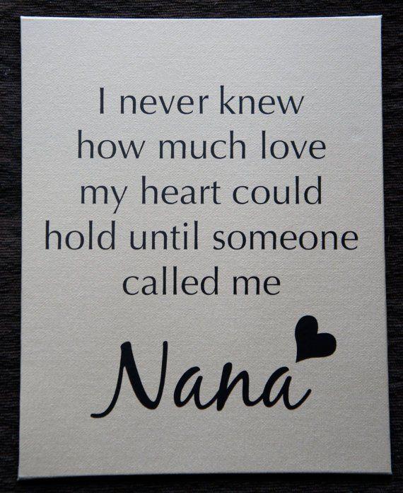 Calls Me Nana Quotes