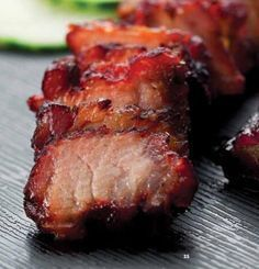 Philips AirFryer BBQ Pork Char Siu Recipe