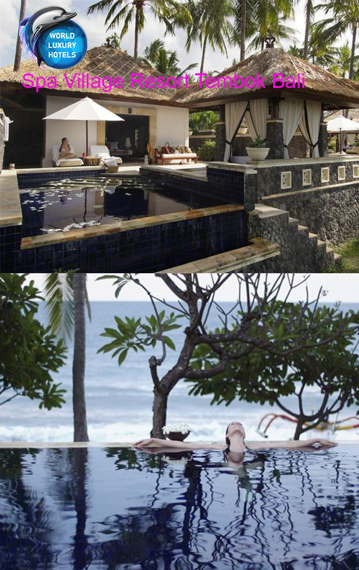 Spa Village Resort Tembok Bali Hotel