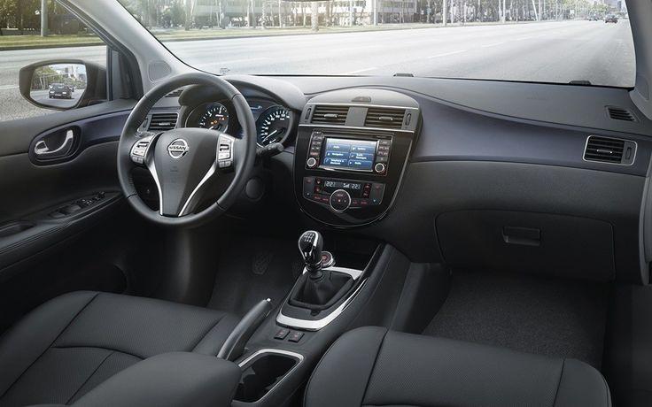 En zo ziet de nieuwe Nissan Pulsar er van binnen uit
