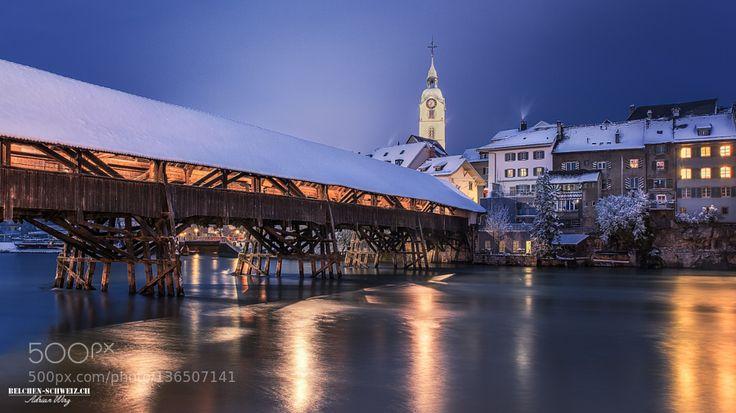 Olten-Switzerland by AdrianWirz