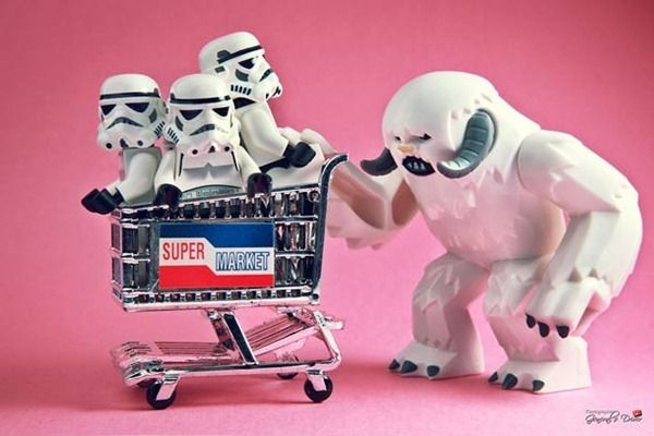 de compras!!!