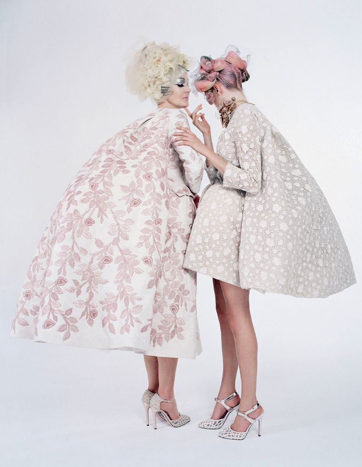W Magazine, April 2013.  Photographed by Tim Walker and styled by Edward Enninful.