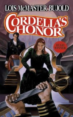 Cordelia's Honor by Lois McMaster Bujold - book 1 of the Vorkosigan Saga