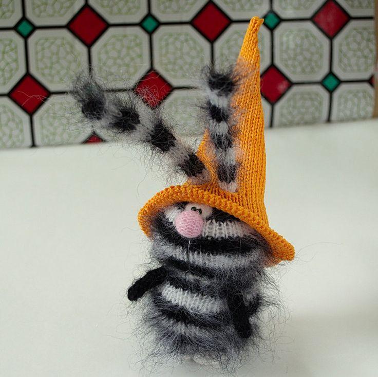 Bunny stuffed toy Striped Zebra Knitted rabbit Amigurumi Toy Bunny  Miniature…