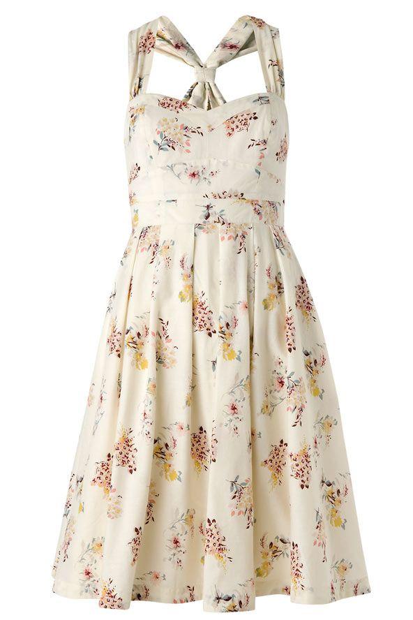 summer dress   100 Summer Dresses: New Going Out Dresses (Glamour.com UK)