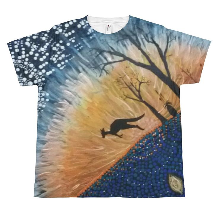 ARUNGE SMK All-over youth sublimation T-shirt