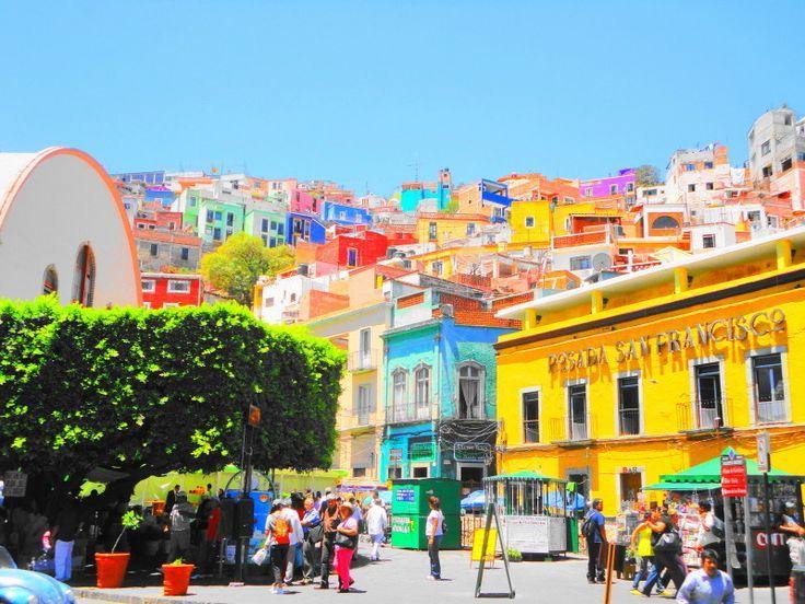 メキシコで一番美しい「グアナファト」のカラフルな町並みがとっても可愛い♪ | RETRIP