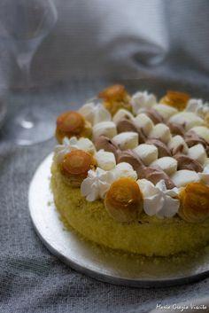 Le torte per le feste: il Saint Honoré all'italiana di Iginio Massari - Saint Honoré