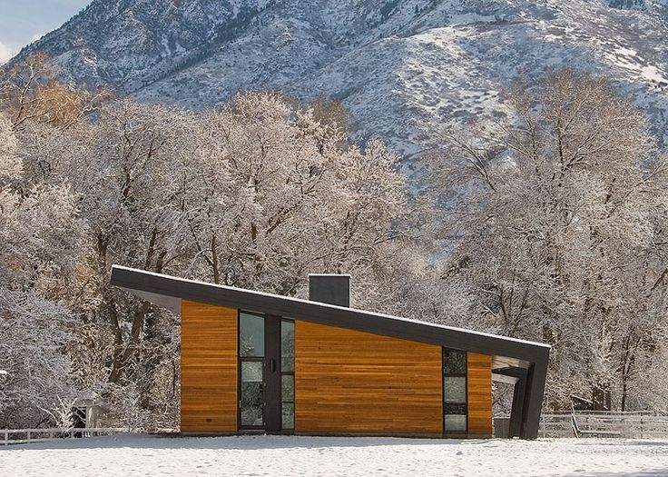 71 Best Mono Pitched Roof Houses Images On Pinterest Hay