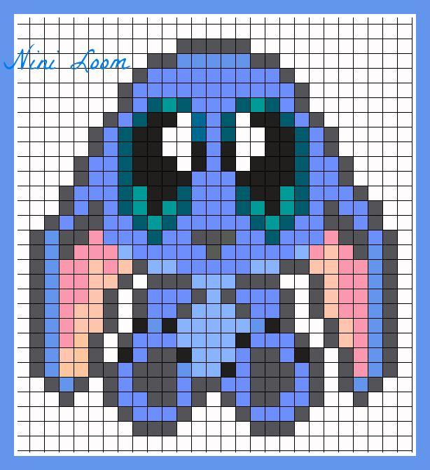 Les 25 meilleures idées de la catégorie Dessin pixel art