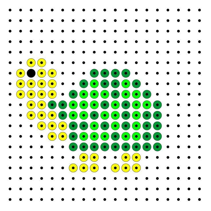 Thema - Aquarium / De Zee / De Dierentuin / Vakantie / Zomer : de schildpad