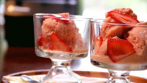 Berry Tropical Sorbet