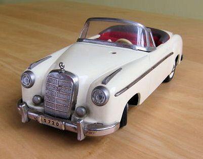 Online veilinghuis Catawiki: Schuco, Western Germany - Lengte 25 cm -  Electro Hydro-Car 5720, jaren 60