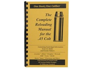 "www.pinterest.com/1895gunner/  Loadbooks USA ""45 Colt"" Reloading Manual"