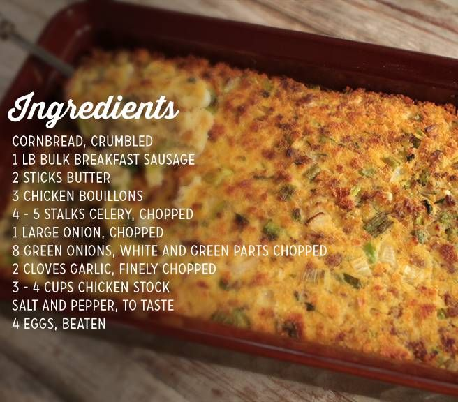 Best 25 cornbread dressing paula deen ideas on pinterest paula cornbread dressing with sausage recipe by suzette and amy the sweet and savory sisters forumfinder Images
