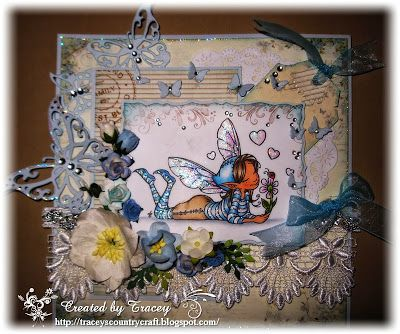 Jewel - from the Emerald Faeries Tracey's Country Crafts