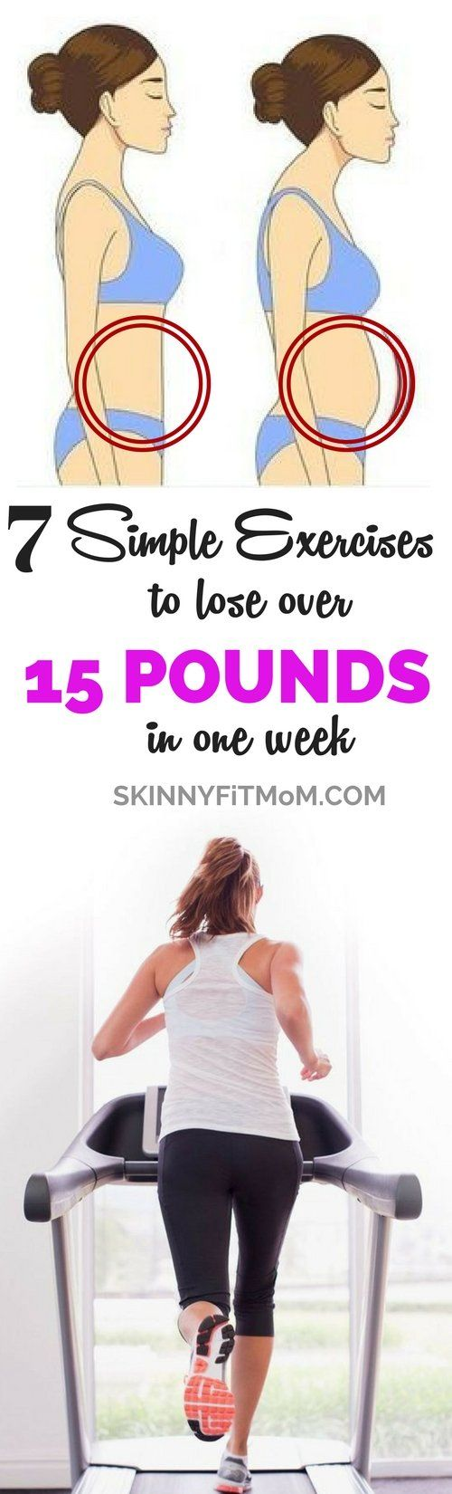 Learn how to lose weight fast with these exercises