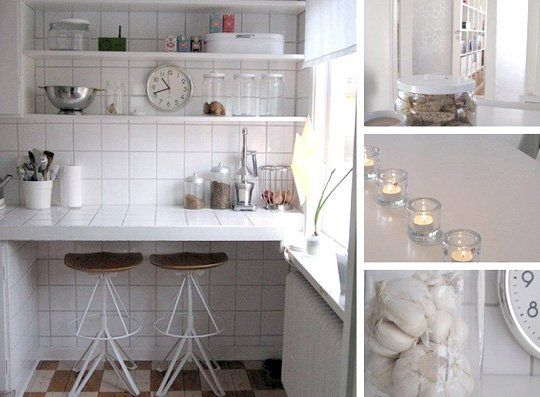 Swedish Kitchen Tour: Chez Larsson