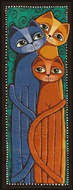 Tender by Cindy Bontempo (GOSHRIN) Folk Art Gallery