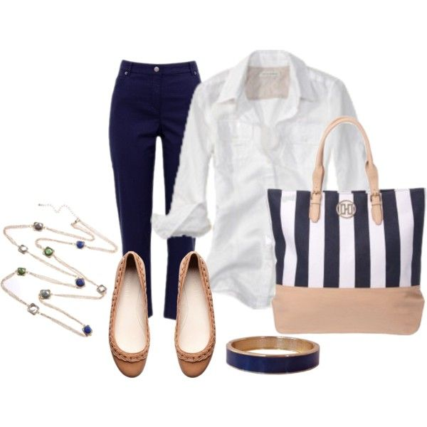 """""""Casual Weekend"""" by annabouttown on Polyvore"""