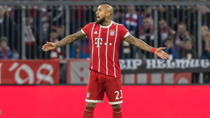 Heynckes plays down speculation over Vidal's Bayern departure