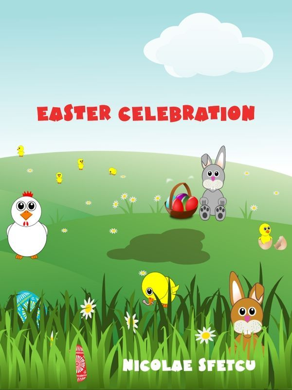 Easter Celebration  Easter is the most important solemnity (just before Christmas) of the Church. It is the first of the five cardinal feasts of the Catholic liturgical year.