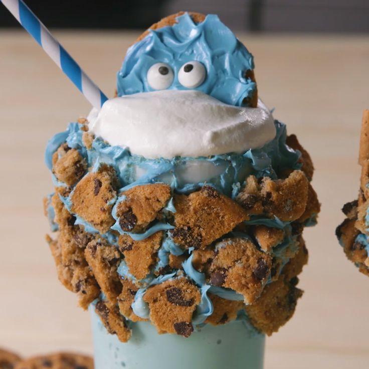Scary good! #drinks #kids #milkshake #shake #easyrecipe