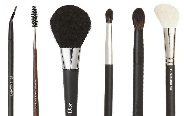 Sådan rengør du bedst dine makeuppensler