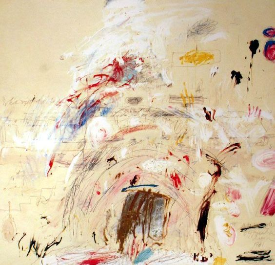 408 best cy twombly images on Pinterest