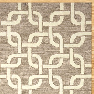 Kitchen: Chains Indoor Outdoor Rug, Neutral | Outdoor And Patio Decor| Home