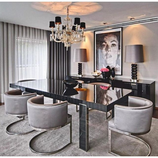 Extraordinary dining room for your future home || Feel the wilderness straight from your property and keep up with the latest interior design trends || #nicedesign #inspirationalideas #diningroom || Explore more: http://homeinspirationideas.net/category/room-inspiration-ideas/dining-room/