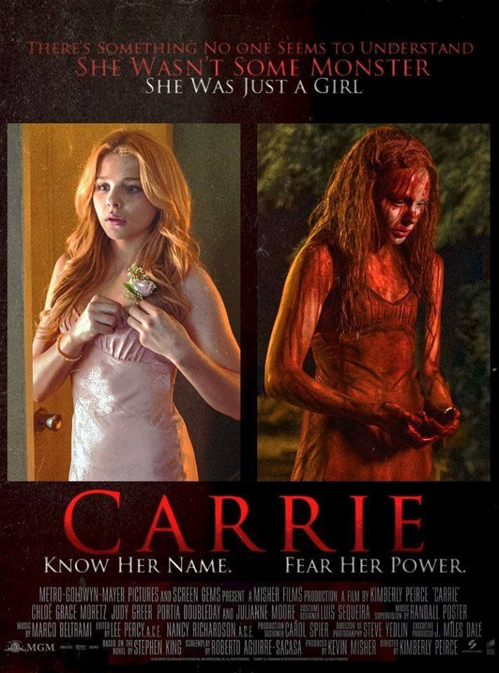 Pin On Carrie 2013 Movie