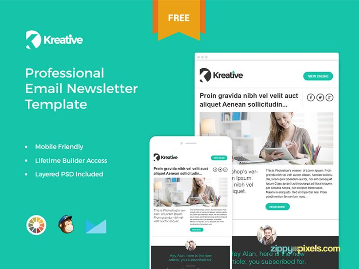 Best 25+ Free email newsletter templates ideas on Pinterest Free - newsletter templates free word