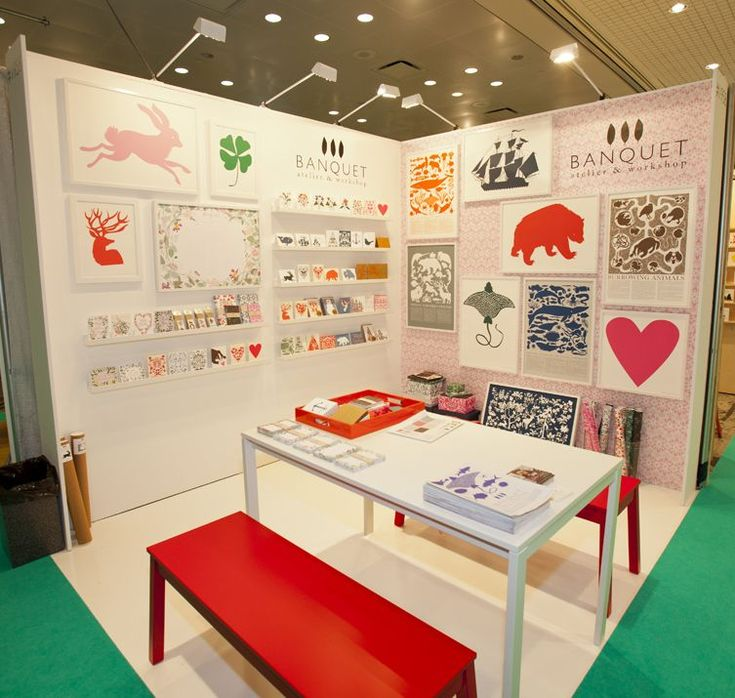 National Stationery Show The Photo Gallery Single Booths