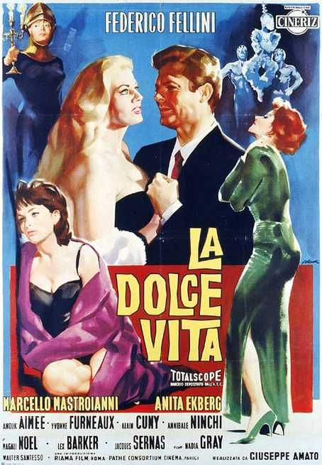 La dolce vita (1960) | FilmTV.it