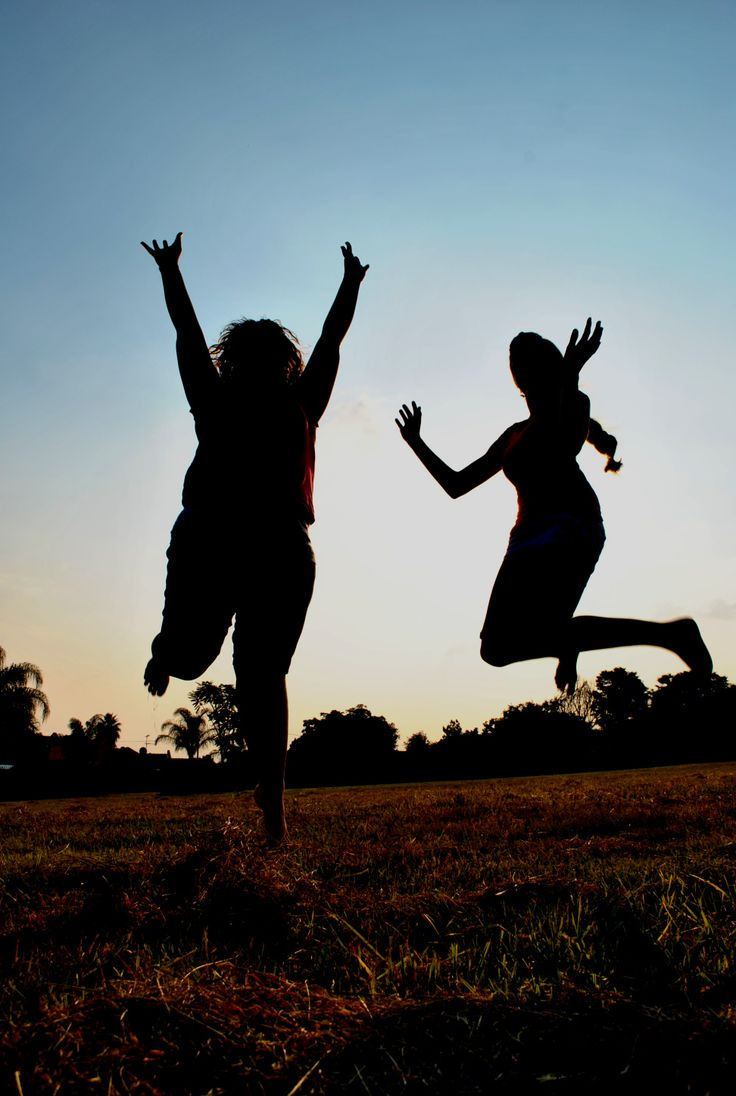 Friends don't let friends do silly things... alone!